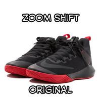 sepatu running / basket nike zoom shift hitam original