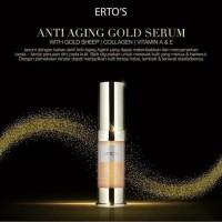 ertos anti aging gold serum