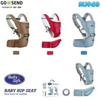 BabySafe Baby Hip Seat Gendongan Bayi Aman Safe