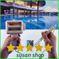 Tester PH dan Chlorine Aquarium Kolam renang swim swimming pool