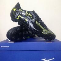 Sepatu futsal / putsal / footsal Sepatu Bola Mizuno Ryuou MD Black P1G