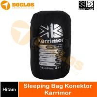Sleeping Bag Karrimor Konektor inner Polar Model Tikar Hangattt