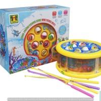 Mainan Anak Pancing Pancingan Ikan MASTER FISHING FUN - 20229