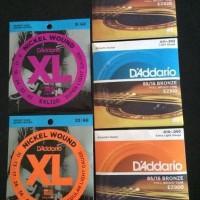 Senar Gitar Dadario New Packaging