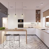 Kitchen Set Modern Minimalis