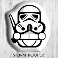 Bantal Boneka Dekorasi Superhero - Small stormtrooper