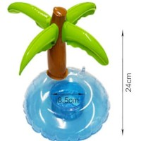 Palm Tree Balloon Cup Holder 03