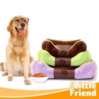 Tempat Tidur/Kasur dan Bantal Hewan/Kucing/Anjing Super Lembut Nyaman