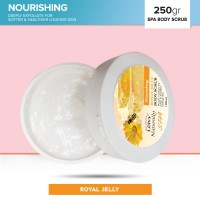 Leivy SPA Body Scrub - Royal Jelly 250gr