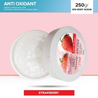 Leivy SPA Body Scrub - Strawberry 250gr