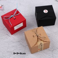 9X9X6 | kotak souvenir ULANG TAHUN BINGKISAN pernikahan Box souvenir
