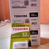 Flashdisk Toshiba Hayabusa 32GB - Original Garansi Resmi 5 Tahun