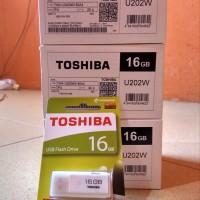 Flashdisk Toshiba Hayabusa 16GB - Original Garansi Resmi 5 Tahun