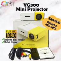 proyektor/LED/portable/YG300/mini/projector/original/bioskop/HD/Usb