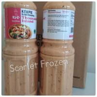 KEWPIE MAYONNAISE | Salad Dressing Thousand Island 1 Liter