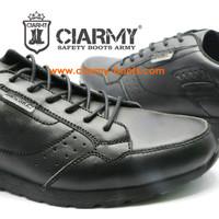 Sepatu Sneaker pria - Sepatu Casual - Bahan Asli Kulit Sapi