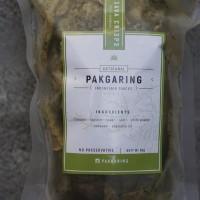 Opak Rumput Laut - Opak Seaweed - Pak Garing Kripik Singkong - Spicy