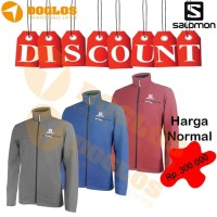 Jaket Softshell Salomon Men Outdoor Non Waterproof