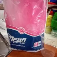 Plastik Cup PET 12 oz Mega/ Gelas Plastik PET 12oz POLOS,bening,