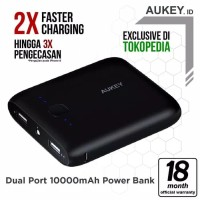 Aukey PB-N42 Pocket Powerbank 10000 mah