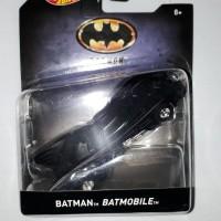 Hot Wheels Batman Batmobile Skala 50 Ban Karet