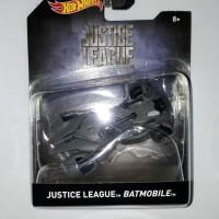 Hot Wheels Justice League Batmobile Batman Vs Superman Skala 50