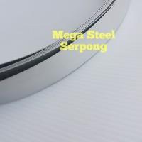 Plat Strip Alumunium uk. Lebar 23 mm