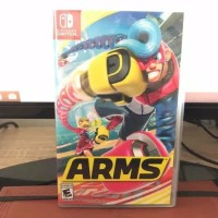 nintendo switch game arm