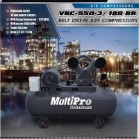 Kompresor Listrik 5.5 Hp 3 phase Multipro VBC 550-3 / VBC550-3