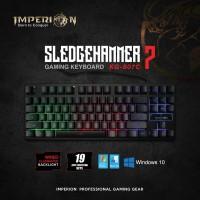 Keyboard Gaming Imperion Sledgehammer 7 KG-S07C Rainbow Backlight