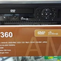 Dvd Player Avante AMK-360 Dvd karaoke Dvd karoke ribuan lagu