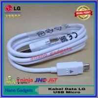 Fast Charger Kabel Data LG Optimus Nexus G2 G3 G4 Fast Charge Original