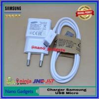 COD Charger Samsung S4 Note 2 Tab 3 J1 J2 J3 J5 J7 Original