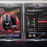 Mouse Wireless Gaming Bloody R80