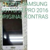 LCD + TOUCHSCREEN SAMSUNG J3110 / J3 PRO 2016 ORIGINAL KONTRAS