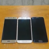 Samsung S6 Edge Global au 64GB normal nominus lengkap Ori MuLus gransi