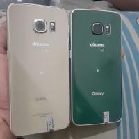Samsung S6 Edge 64GB docomo mulus lengkap Ori nominus fast charging