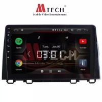HEAD UNIT/TV DOUBLE DIN ANDROID MTECH HONDA CRV TURBO 4G LTE