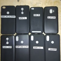 PREMIUM CASE Slim Matte Casing Xiaomi Redmi Note 5 Pro| Mi A2 Mi 6x|