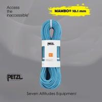 Rope petzl mambo wall 10.1 mm Tali dynamic 50 Meter