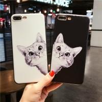 Unik Case iPhone 5 5S 6 6S 7 8 Plus / X XR XS MAX Pelindung Murah