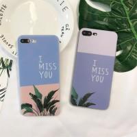 Jual Casing Soft Case Bahan TPU Motif Print untuk iPhone 6 / Diskon