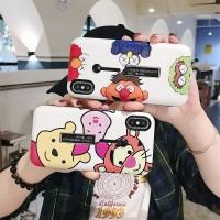 Promo Casing Stand Case iPhone 6 / 6S / 7 / 8 Plus / X XR XS Diskon