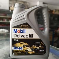 Oli Mobil Delvac 1 ESP 5W-30