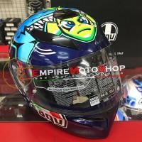Helm AGV K3 SV Rossi Misano 2015 K3SV + Pinlock