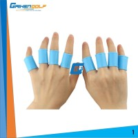 Golf Sarung Pelindung Jari Silikon Finger Grip Silicon 8 Pcs/Set