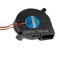 24V Mini Blower Fan / Kipas Brushless DC 24 V Cooling Turbo Cooler