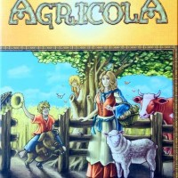 Agricola Family Edition Board Game