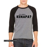 sz graphics t shirt pria kaos pria raglan 3/4 pria kaos jomblo