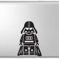 086 macbook decal sticker vinyl aksesoris laptop darth vader